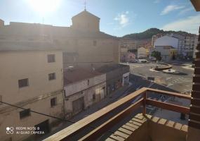 vistas terraza Alcañiz